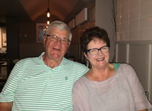 Doug and Kathy Andrus